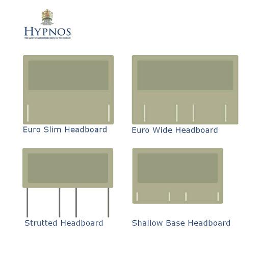 Hypnos Emily Strutted Headboard