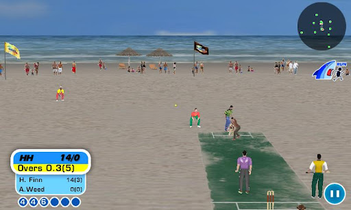 beach cricket pro mod apk download