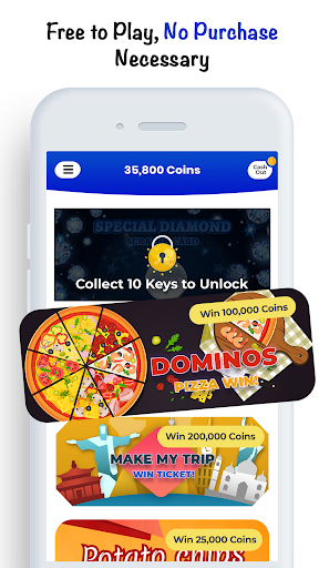 Lucky Dollar – Scratch off Games For Money - screenshot