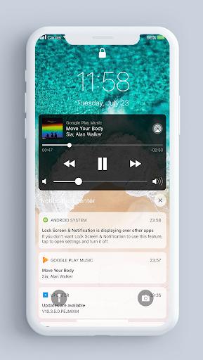 Lock Screen & Notifications iOS 13 2.2.2 Screenshots 2