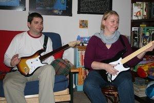 Photo: Nick and Lisa