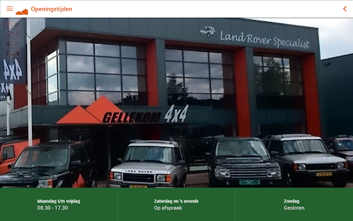 Gellekom 4x4- screenshot thumbnail