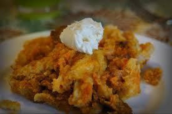 Fall Favorite Sweet Potato Pudding Recipe
