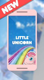 Little Unicorn Dash Run ? Little Pony Adventure - náhled