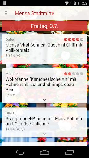 Mensa Darmstadt