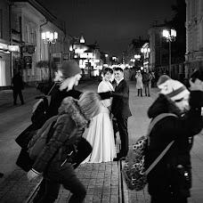 Wedding photographer Sergey Vorobev (volasmaster). Photo of 23.11.2017