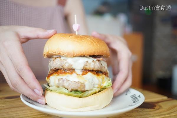 要等手作漢堡排_浮誇厚實多汁!手打肉排牛豬漢堡排|菜單MENU / 永和竹林路美食『新北永和 · 頂溪捷運站』
