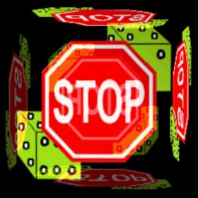 Dice Stop