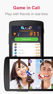 JusTalk – Free Video Calls and Fun Video Chat 7