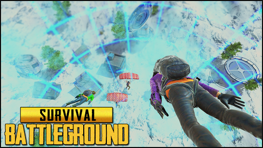 Survival Battlegrounds - Free Fire Battle Royale Varies with device screenshots 1
