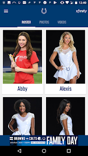 Indianapolis Colts Mobile - Apps on Google Play