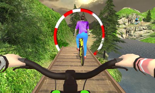 MTB Downhill BMX Bicycle Stunt Rider screenshots apkspray 7