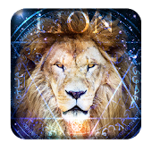 King Lion(Leo) Keyboard Theme
