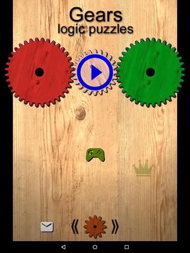 玩免費解謎APP|下載歯車を使った論理的パズルゲーム app不用錢|硬是要APP