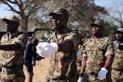 World Ranger day celebration commemoration in the Kruger National Park