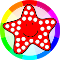 Раскраски для малышей пальцами icon