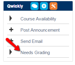 Qwickly Needs Grading