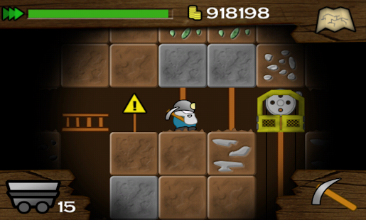 Gem Miner: Dig Deeper Screenshot