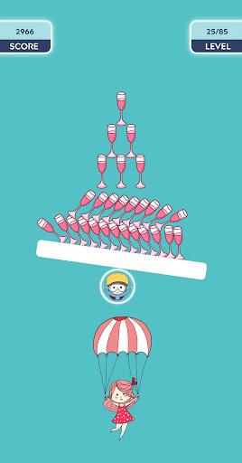 Code Triche Rise up love - most addictive balloon game apk mod screenshots 3