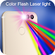 Color Flash Light– Police Light