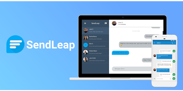 SendLeap - Text From Your Computer - Apps on Google Play