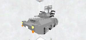 TM07A2軽戦闘車
