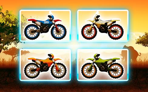 Safari Motocross Racing 1