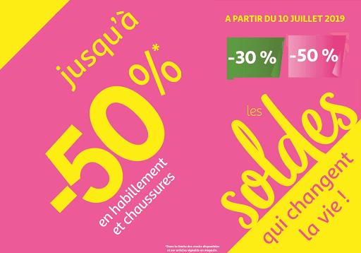 Soldes Auchan