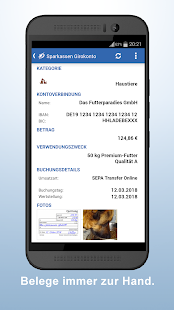 StarMoney - Banking + Kontenübersicht - Star Money Screenshot
