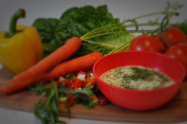 Skip The Packet Ranch Dressing Recipe