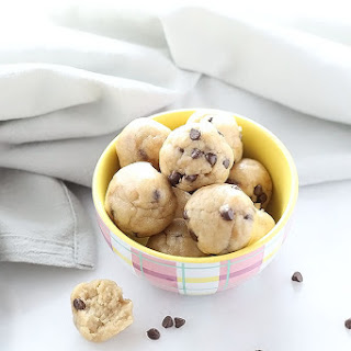 Vegan Gluten Free Cookie Dough
