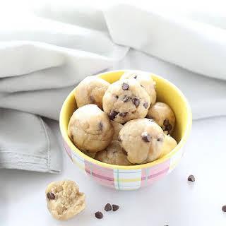 Vegan Gluten Free Cookie Dough.
