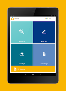 NFC TagWriter by NXP- miniatura screenshot