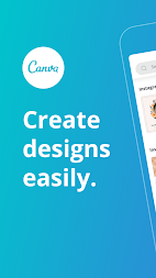 Canva: Graphic Design & Logo, Poster, Video Maker APK screenshot thumbnail 1
