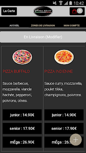 Pizza Nuit- screenshot thumbnail