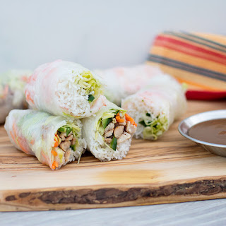 Salad Rolls Recipe