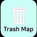 Trash Map icon