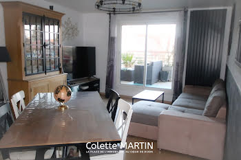 appartement à Ahuy (21)