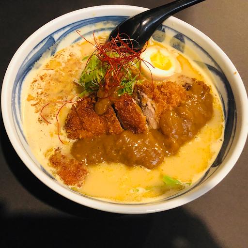 Katsu Curry Ramen