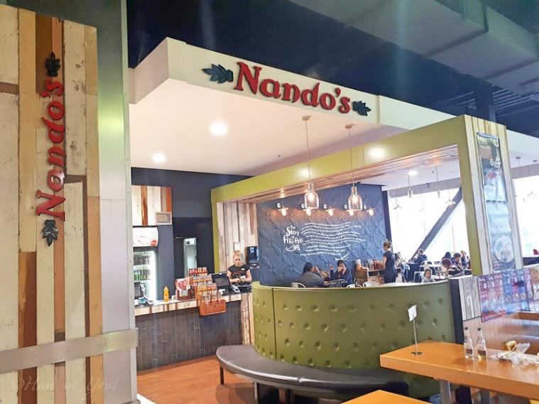Nando's Queensgate Mall