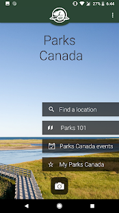 Parks Canada – National App screenshot