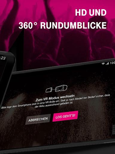 MAGENTA MUSIK 360 Exklusive Konzerte live streamen screenshot 17