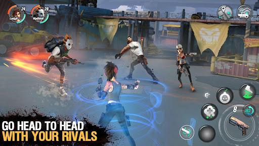 Dead Rivals - Zombie MMO 1.1.0e screenshots 3