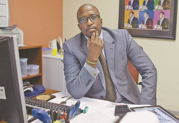 Sunday Times editor Bongani Siqoko. Picture: SUPPLIED