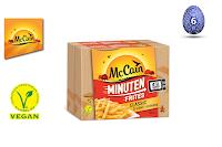 Angebot für McCain Minuten Frites Classic im Supermarkt
