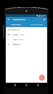 Medisafe Meds & Pillenalarm Screenshot