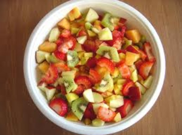 there you go you have fruit salad