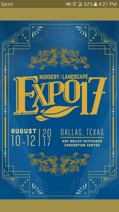 2017 Nursery/Landscape EXPO- screenshot