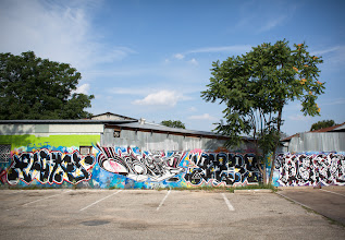 Photo: East Side Graffiti - Austin, Texas