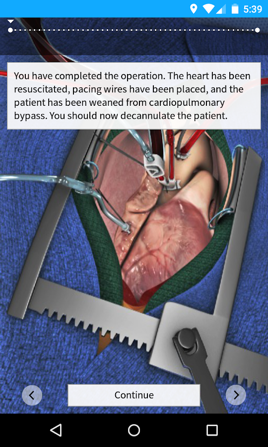 Screenshots of Touch Surgery - Medical App for iPhone